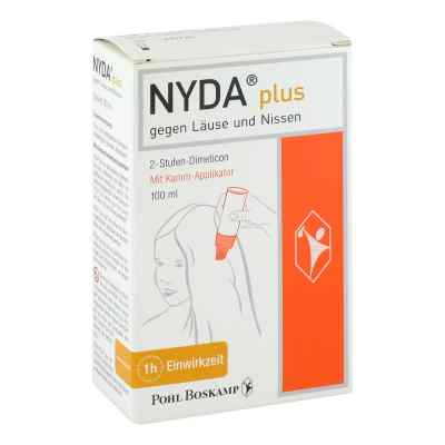 Nyda plus Lösung mit Kamm Applikator  bei versandapo.de bestellen