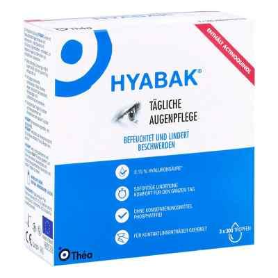 Hyabak Augentropfen  bei versandapo.de bestellen