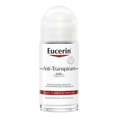 Eucerin Deodorant Antitranspirant Roll on 48 h  bei versandapo.de bestellen
