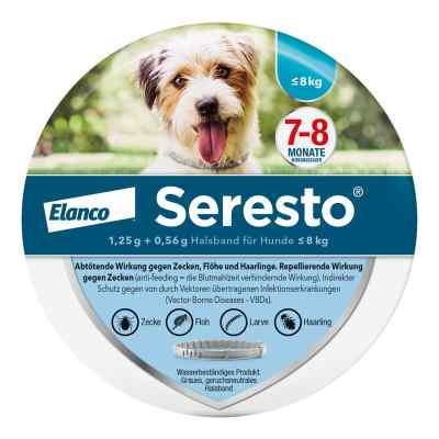 Seresto Halsband für kleine Hunde bis 8 kg  bei versandapo.de bestellen