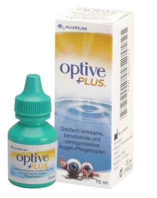 Optive Plus Augentropfen  bei versandapo.de bestellen