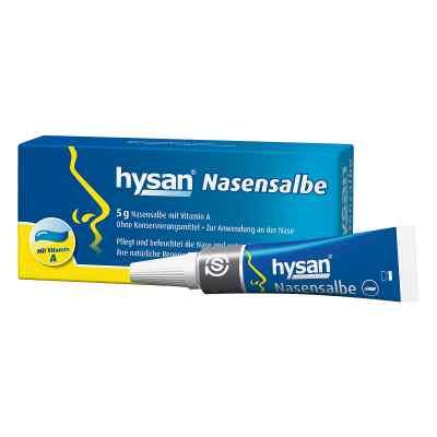 Hysan Nasensalbe  bei versandapo.de bestellen
