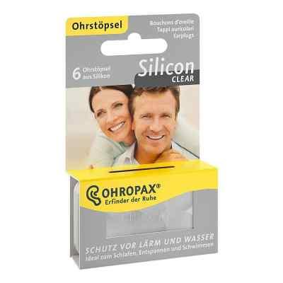 Ohropax Silicon Clear  bei versandapo.de bestellen