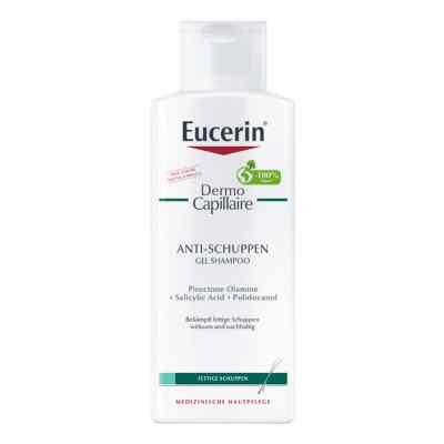 Eucerin Dermocapillaire Anti-schuppen Gel Shampoo  bei versandapo.de bestellen