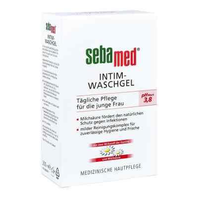 Sebamed Intim Waschgel pH 3,8 für die junge Frau  bei versandapo.de bestellen