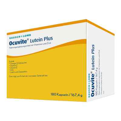 Ocuvite Lutein Plus Kapseln  bei versandapo.de bestellen