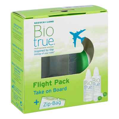 Biotrue All in one Lösung Flight Pack  bei versandapo.de bestellen