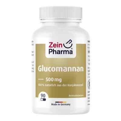 Glucomannan Sättigungskapseln  bei versandapo.de bestellen