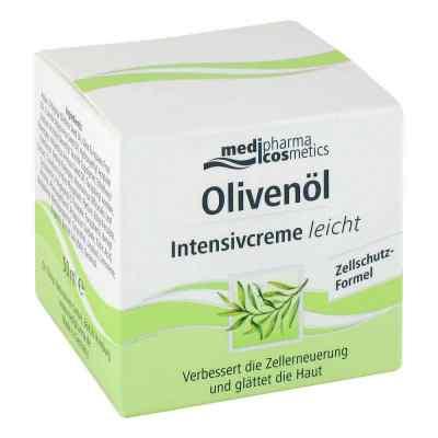 Olivenöl Intensivcreme leicht  bei versandapo.de bestellen