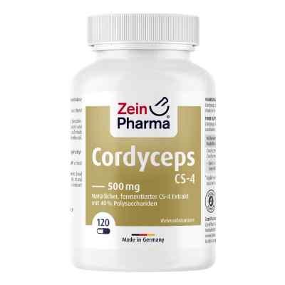 Cordeyceps Cs-4 Kapseln  bei versandapo.de bestellen