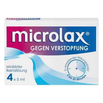 Microlax Rektallösung  bei versandapo.de bestellen