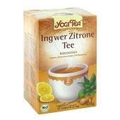 Yogi Tea Ingwer Zitrone Bio Filterbeutel  bei versandapo.de bestellen