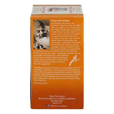Yogi Tea Ingwer Orange+vanille Bio Filterbeutel  bei versandapo.de bestellen