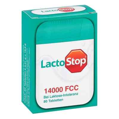 Lactostop 14.000 Fcc Tabletten im Spender  bei versandapo.de bestellen