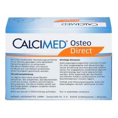 Calcimed Osteo Direct Micro-pellets  bei versandapo.de bestellen