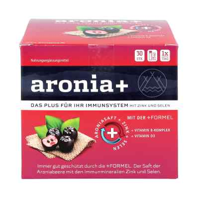 Aronia+ Immun Monatspackung Trinkampullen  bei versandapo.de bestellen
