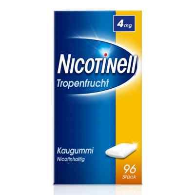 Nicotinell 4mg Tropenfrucht  bei versandapo.de bestellen