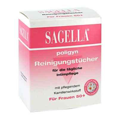 Sagella poligyn Reinigunstücher für die Intimpflege  bei versandapo.de bestellen