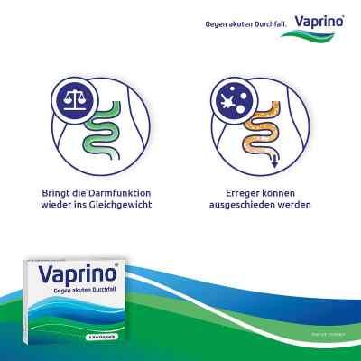 Vaprino 100mg Gegen akuten Durchfall  bei versandapo.de bestellen