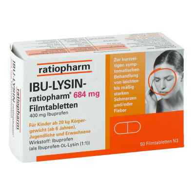 IBU-LYSIN-ratiopharm 684mg  bei versandapo.de bestellen