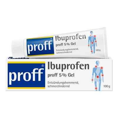 Ibuprofen proff 5%  bei versandapo.de bestellen