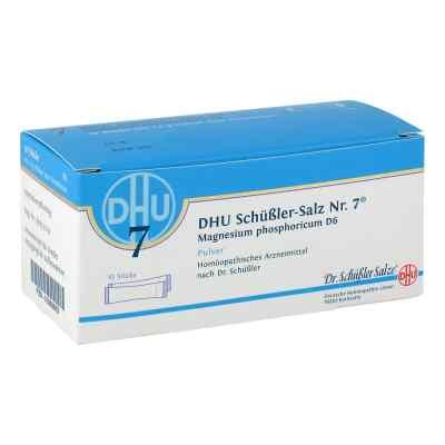 Biochemie Dhu 7 Magnesium phosphoricum D  6 Sticks Pulver  bei versandapo.de bestellen