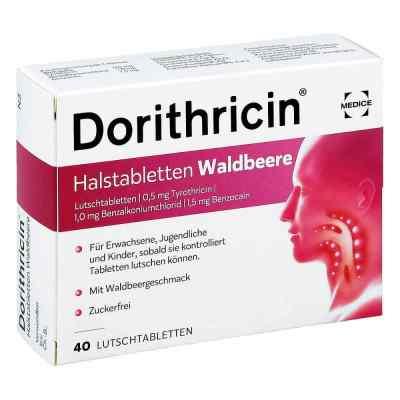 Dorithricin Halstabletten Waldbeere 0,5mg/1,0mg/1,5mg  bei versandapo.de bestellen