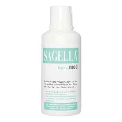 Sagella hydramed Intimwaschlotion  bei versandapo.de bestellen