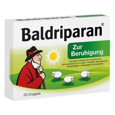 Baldriparan Zur Beruhigung  bei versandapo.de bestellen