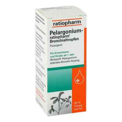Pelargonium-ratiopharm Bronchialtropfen  bei versandapo.de bestellen