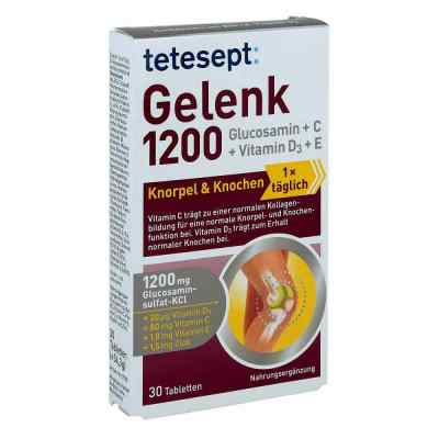 Tetesept Gelenk 1.200 Intens plus Tabletten  bei versandapo.de bestellen