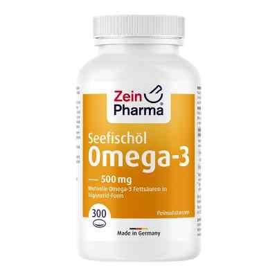 Omega 3 500 mg Caps  bei versandapo.de bestellen