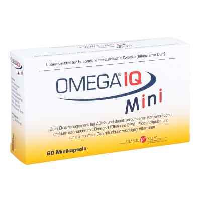 Omega Iq Mini Kapseln  bei versandapo.de bestellen