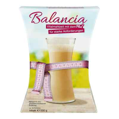Balancia Vitalmahlzeit Pulver zum Abnehmen  bei versandapo.de bestellen