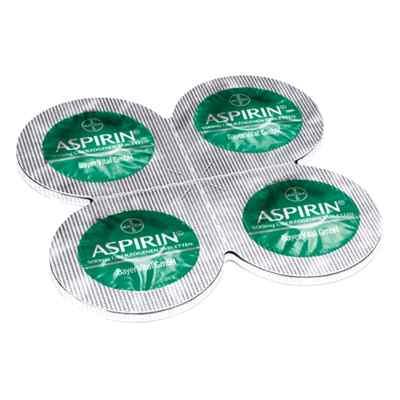 Aspirin 500mg  bei versandapo.de bestellen