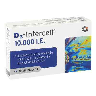 D3-intercell 10000 I.e. Kapseln  bei versandapo.de bestellen