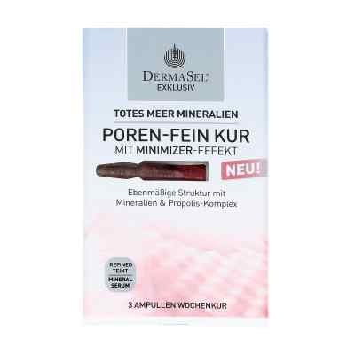 Dermasel Ampullen-kur Poren-fein Exklusiv  bei versandapo.de bestellen