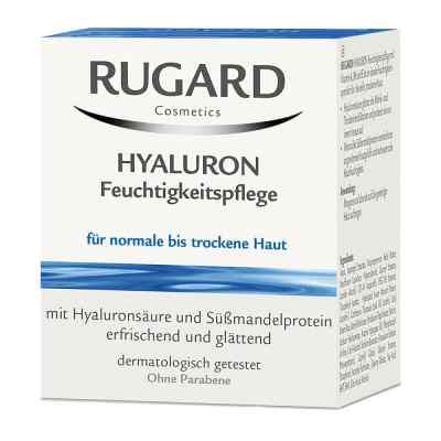 Rugard Hyaluron Feuchtigkeitspflege  bei versandapo.de bestellen