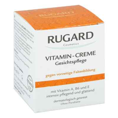 Rugard Vitamin Creme Gesichtspflege  bei versandapo.de bestellen
