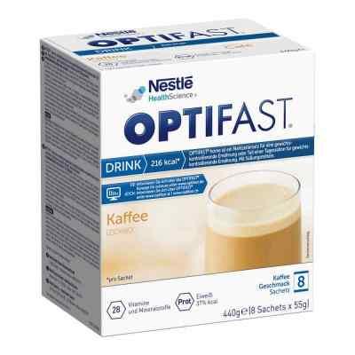 Optifast home Drink Kaffee Pulver  bei versandapo.de bestellen