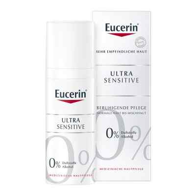 Eucerin Ultrasensitive für normale bis Mischhaut  bei versandapo.de bestellen