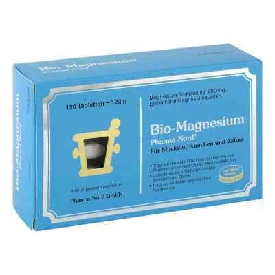 Bio Magnesium Pharma Nord Tabletten  bei versandapo.de bestellen