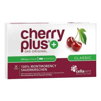 Cherryplus Montmorency Sauerkirschpulver Kapseln  bei versandapo.de bestellen