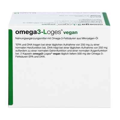 Omega 3-loges vegan Kapseln  bei versandapo.de bestellen