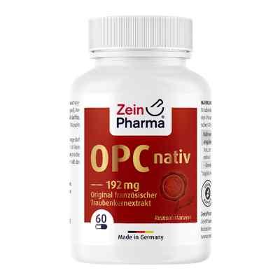 Opc nativ Kapseln 192 mg reines Opc  bei versandapo.de bestellen