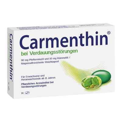 Carmenthin bei Verdauungsstörungen  bei versandapo.de bestellen