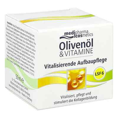 Olivenöl & Vitamine vitalisierende Aufbaupfl.m.lsf  bei versandapo.de bestellen