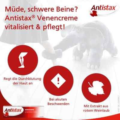 Antistax Venencreme bei schweren & geschwollenen Beinen  bei versandapo.de bestellen