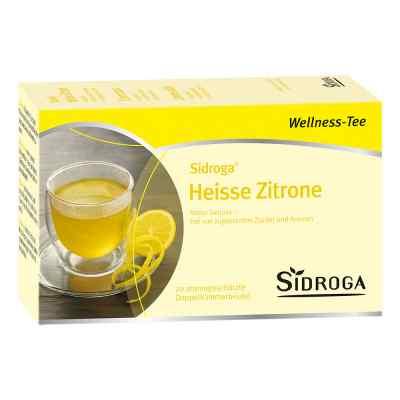 Sidroga Wellness Heisse Zitrone Filterbeutel  bei versandapo.de bestellen