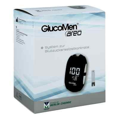 Glucomen areo Blutzuckermessgerät Set mg/dl  bei versandapo.de bestellen